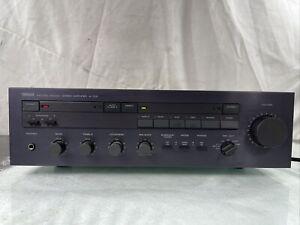 Superb Vintage Flagship Yamaha A-700 Natural Sound Amp With Tuner Am / Fm T-700
