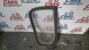 Ford 10, 600, 700, TW Q Cab Knee Glass with RHS sealing 83925759