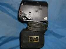 Ww2 RAF Bomber Turret Reflector Gunsight Dated 1940