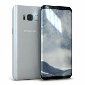 Samsung Galaxy S8 SM-G950 For T-Mobile 64gb Artic Silver