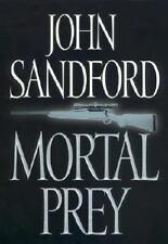 Mortal Prey by John Sandford (2002, Cassette, Abridged, Unabridged)