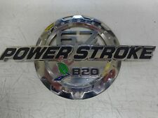 Used FORD POWER STROKE DIESEL B20 EMBLEM DECAL PART# BC34-2543156-AA