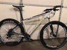 Cannondale 29er MTB Carbon Flash ($2500 Carbon ENVEwheelset) $5500 invested
