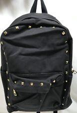NWT Pottery Barn Gear-Up Black w//Colorful Confetti Dot Black Backpack no mono