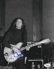 Roger McGuinn Signed 8x10 Photo w James Spence JSA COA #K13978 + PROOF The Byrds
