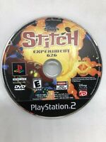 Disney's Stitch: Experiment 626 (Sony PlayStation 2, 2002) Disc Only