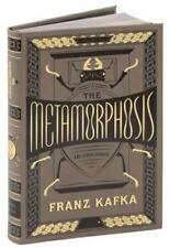 METAMORPHOSIS & OTHER STORIES ~ FRANZ KAFKA LEATHERBOUND FLEXI-COVER GIFT ED NEW