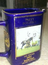 Grand National Water Jug - Party Politics