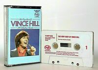 The Very Best Of Vince Hill - Audio Tape Cassette (1975) TC-MFP 5576