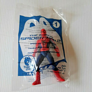 McDonald's Happy Meal Amazing Spider-Man 2 #1 light-up figure - sealed in pkg