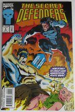 1993 The Secret Defenders #5 - F (Inv4288)