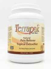 Terrapak Pain Relief & Topical Detoxifier 4 lbs by California Earth Minerals