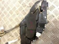 2001 SALOON LEXUS LS430 PASSENGER SIDE LEFT REAR DOOR LOCK CATCH MECHANISM