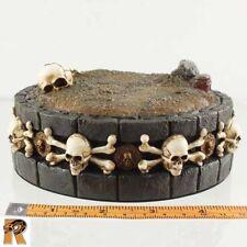Arhian Pirate - Skull & Crossbones Display Stand -1/6 Scale Phicen Action Figure