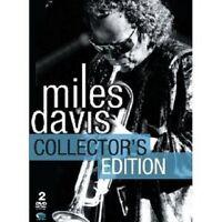 "MILES DAVIS ""COLLECTORS EDITION: MILES DAVIS"" 2 DVD NEU"