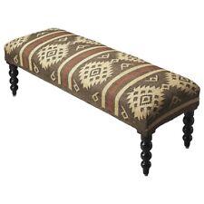 Butler Navajo Jute Upholstered Bench, Assorted - 4288999