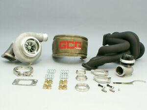 XTR Turbocharger Kit High Mount EWG GTX3076R GEN 2 Fits Toyota 2JZ-GTE