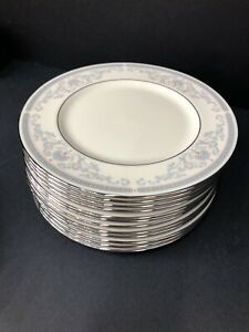 "Set of 12 - LENOX MT. VERNON Presidential Collection 8 3/8"" Salad Plates USA"