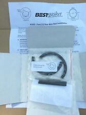 FORD 312 Y-BLOCK RUBBER REAR MAIN SEAL KIT