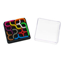 Puzzle Crazy Curves Maze Game Educational Brain Teasers Kids Adult Toys Gift