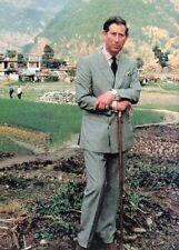 2 Postkarten Prinz Charles von Wales