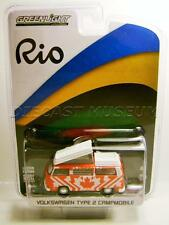 1970 '70 VOLKSWAGEN VW TYPE 2 CAMPMOBILE CANADA RIO OLYMPICS GREENLIGHT 2016
