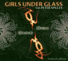 GIRLS UNDER GLASS / PROJECT PITCHFORK Ohne Dich LIMITED MCD 2004