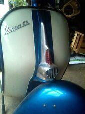 Vintage Vespa Horncast Horn cover Red Not Vigano  dolphin vbb vnb gs 150 160 vl