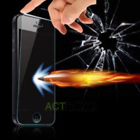 for iPhone SE 5S 5C 3X Film Real Premium Tempered Glass Screen Protector
