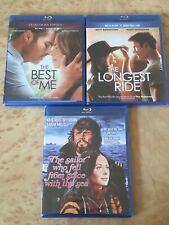 Romantic Lot of 3 - Blu Rays   2 from NOTEBOOK writer and 1 Classic
