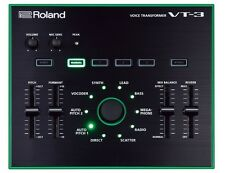 Roland VT-3 VT3 Voice Transformer Vocal Effects Processor New