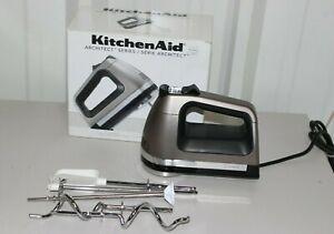 KitchenAid Architect Series 6-Speed Hand Mixer - Tested