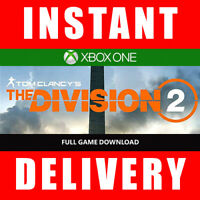 The Division 2 Xbox One Tom Clancy's (Full Game) - Instant Dispatch 24/7