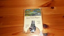 Montana Fly Fishing Company - River Camo Color - Tungsten Carbide Nippers - New!