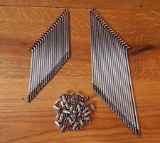 Speichen BMW R51/3 - R67/3, R68 HALBNABE Edelstahl + Nippel 40 Stück Speichenrad