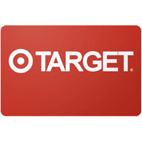 Target Gift Card $5 Value, Only $4.80! Free Shipping!