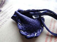 Handmade *PSYCHIC AWARENESS PROTECTION* Crystal Pocket Mojo Medicine Bag