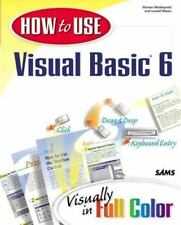 How to Use Visual Basic 6