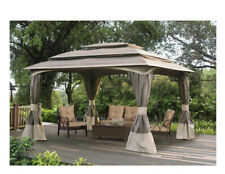 Sunjoy Replacement Canopy & Sunshade Tent for 10x12 Ft AR3-Tiered Gazebo