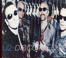 U2 / Discotheque - Digipak