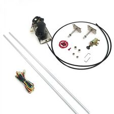 Wiper Kit w Wiring Harness socal 12-VOLT for 1955-57 Chevy Bel Air 4 foot