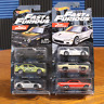 Fast and the Furious Complete Set of 6 - Hot Wheels (2019 Walmart Exclusive)