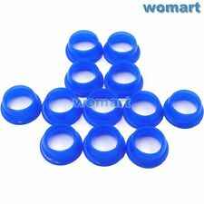 12pcs 1/10 RC car silicone silicon nitro exhaust pipe coupler GASKET MANIFOLD