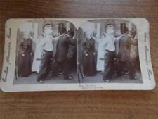 People & Portraits Collectable Antique Stereoviews (Pre-1940)