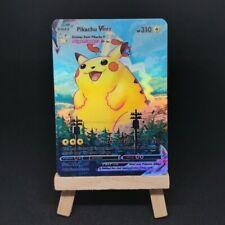 Pikachu VMax - Custom Pokemon Card