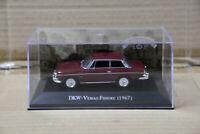 IXO 1:43 DKW Vemag Fissore 1967 Diecast Models Toys Car Christmas Gift Miniature