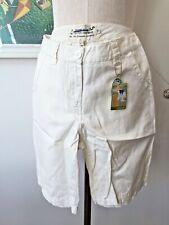 Seasalt Sintra Shorts in Salt - UK10 EU38 - Sales Sample