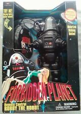 Forbidden Planet Robby The Robot RC Trendmasters New