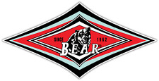 "Bear Surfboards Surfing Car Bumper Window Sticker Decal 7""X3"""