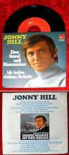 Single Jonny Hill: Eine Handvoll Diamanten (BASF 05 11158-4) D